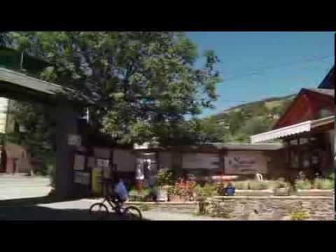 Vidéo camping l'enclave