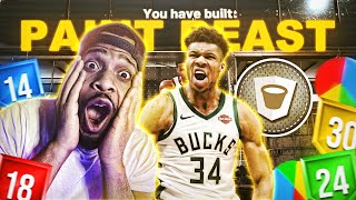 You Need To Make This Build Before It Gets Patched .... BEST CENTER Build In NBA 2K21