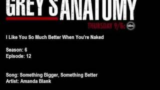Amanda Blank - Something Bigger, Something Better