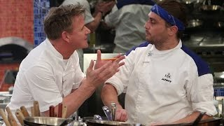 Hells Kitchen | Season 16 Episode 9 | Spoon Fed