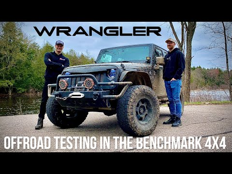 Is the Jeep Wrangler Still the Benchmark 4x4 Adventure Vehicle?