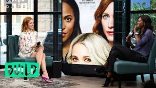 Brittany Snow Chats About Her Return To TV, Starring In The New FOX Drama, Almost Family