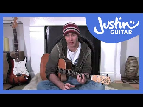 Power Chords 2 (Guitar Lesson BC-186) Guitar for beginners Stage 8