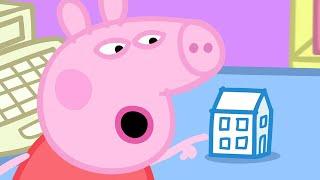 LA CASA NUEVA | Peppa Pig en Español | Pepa la cerdita