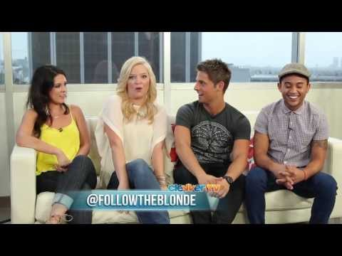 """Baby Daddy"" Cast Talks"