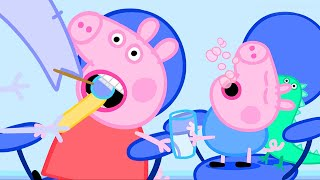 Peppa Pig Official Channel | Peppa Pig Goes to the Dentist