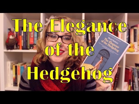 Mini Review | The Elegance of the Hedgehog