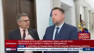 Kierwiński zaorał dziennikarza TVP Info!