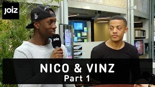 Nico & Vinz fight against ignorance and racism (1/3)