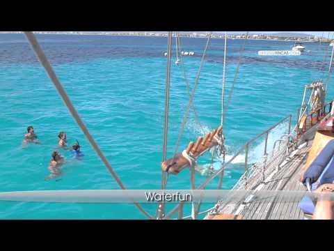 Mallorca Segeltörn mit Wasserspaß