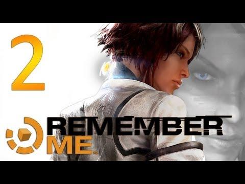 Remember Me - Прохождение игры на русском [#2] 1080p