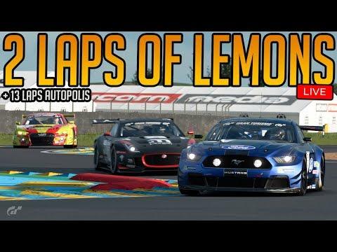 Gran Turismo Sport: The Return of Lemons   New Daily Races