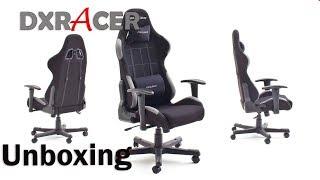 DX Racer 5 Gamingstuhl   Unboxing   Pa-Russki