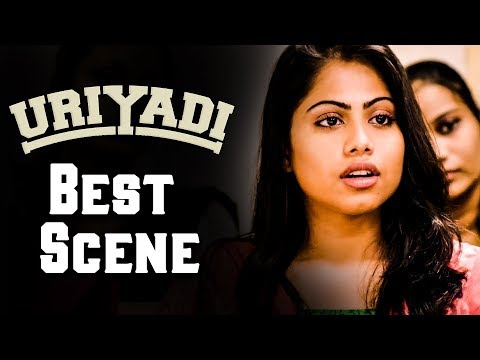 Uriyadi | Hindi Dubbed Movie | Compiltion Part 1 | Vijay Kumar | Mime Gopi | Henna Bella