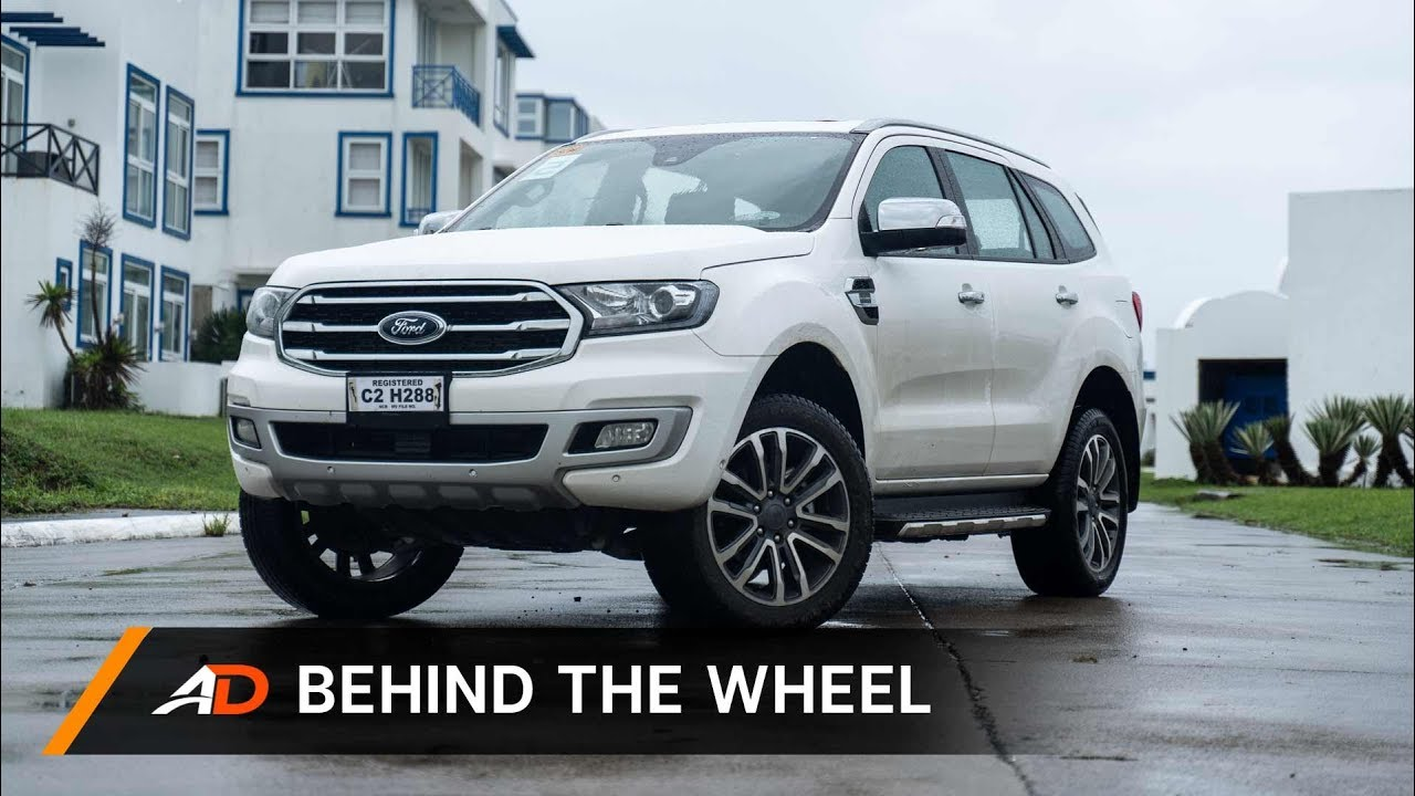 Ford Everest 2020, Philippines Price, Specs & Official ...