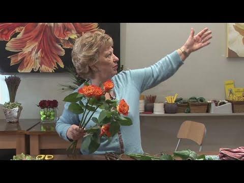 Πως να αποξηράνετε τριαντάφυλλα και ορτανσίες