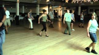 Linedance Lesson This & That  choreo. Gary Lafferty  music Woman  Mark Chesnutt