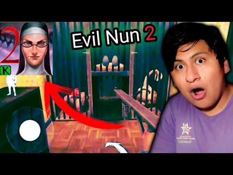 GAMEPLAY NUEVO DE EVIL NUN 2!!!!!!!
