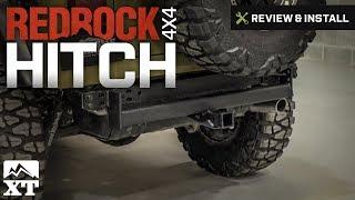 Jeep Wrangler RedRock 4x4 Hitch (1987-2006 YJ & TJ) Review & Install