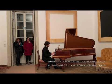 Un concerto speciale a villa Panza
