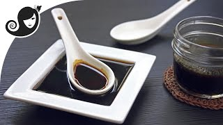 Soy Sauce Substitute (how-to: soy-free gluten-free alternative to soy sauce)