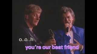 [HD] Air Supply - My Best Friend (Live In Taipei '95) [LaserDisc]