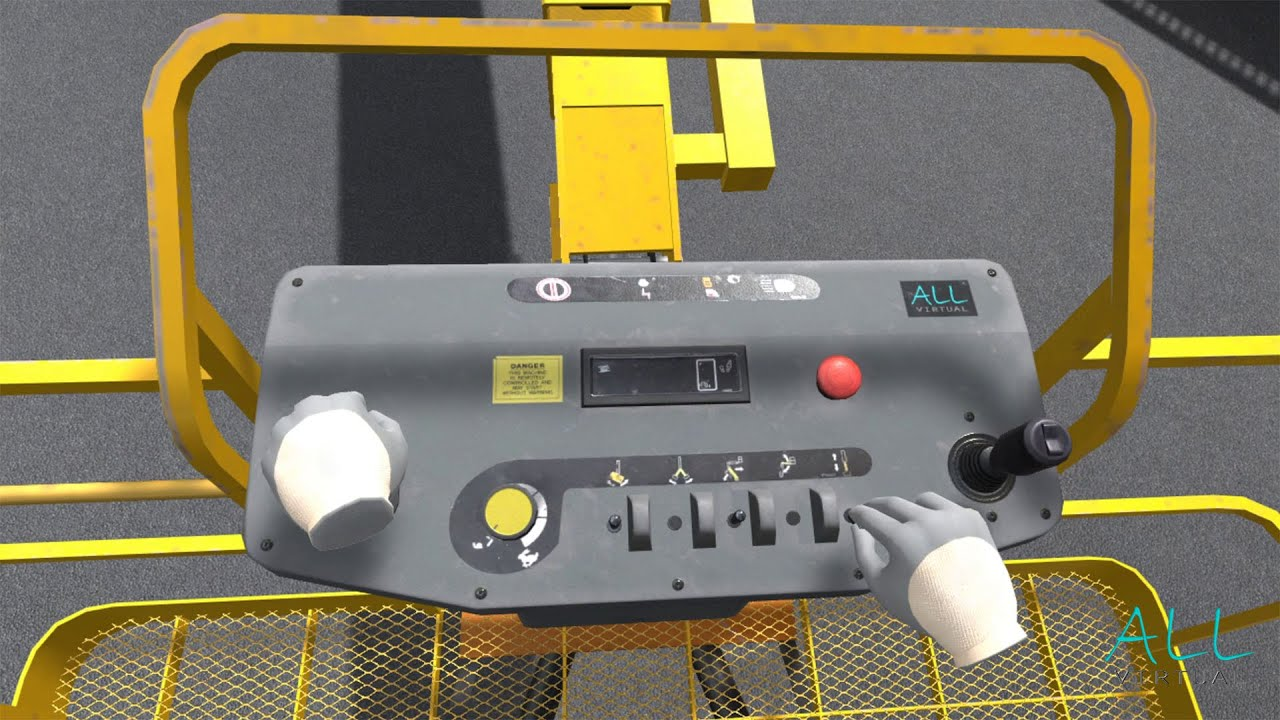 Formation pilotage engin de chantier