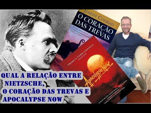 #curiosidadesliterarias - Qual a relação entre Nietzsche, O coração das trevas e  Apocalypse now