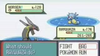 Horsea  - (Pokémon) - Pokemon Ruby/Sapphire/Emerald - How to catch Horsea