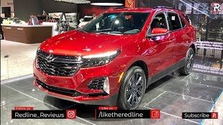 [Redline] 2021 Chevrolet Equinox RS – Redline: First Look – 2020 Chicago Auto Show