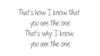 Kodaline - The One (Lyrics)