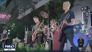 Foo Fighters Ignite Dreamforce Crowd on Day 1 | Salesforce