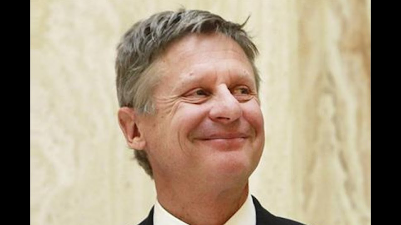 4-Person Race? Gary Johnson Catching Trump In Key Demographics thumbnail