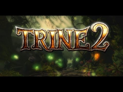 Trine 2 Multiplayer XEON E5 2640 + GTX 970 ( Ultra Graphics ) ТЕСТ