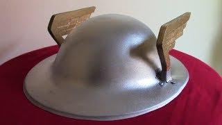 How to make Jay Garrick's Flash helmet