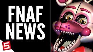 FNAF: Movie Updates, New FNAF 7 Game? And More! - FNAF News - Five Night