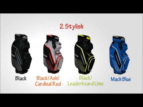 3 Reasons Why You Would Want A Ping Pioneer Cart Bag
