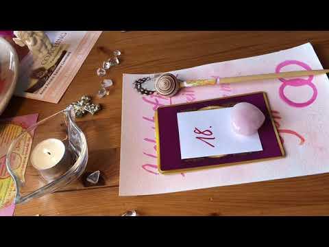 18. Türchen Adventskalender Orakel ,,You are the Light,, EinFleisch, Zwillingsflammen 🌿💞🌿 (видео)