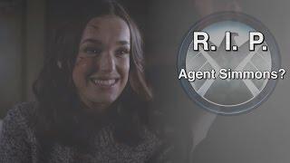 R.I.P. Agent Jemma Simmons?