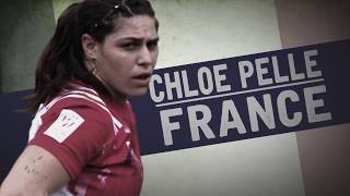 With just one round of the season left Frances Chloe Pelle is