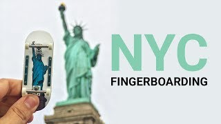 New York Fingerboarding