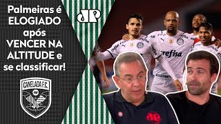 'Palmeiras faz o que o Flamengo não consegue fazer'; veja debate