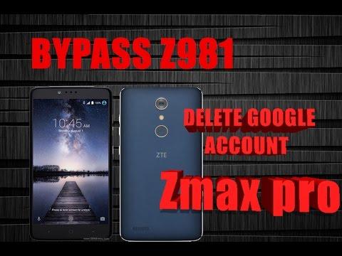 Zte Z832 Google Bypass