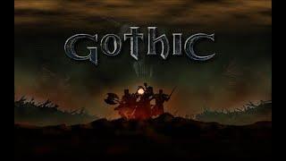 Gothic 1   №2 Изучаем лагеря