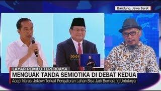 Download Video Pakar Semiotika: Serangan ke Prabowo Harusnya Bisa Jadi Serangan Balik ke Jokowi MP3 3GP MP4