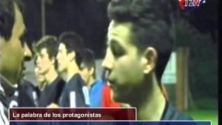 preview picture of video 'Torneo Provincial Sub 17: Ituzaingó quedó eliminado'