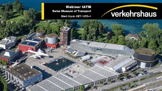 Webinar: Restoration of the steamship DS Rigi