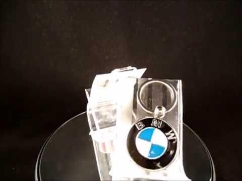 Llaveros Honda y BMW