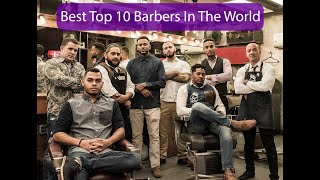 Best Barbers in the World 2020 | Gossip.pk