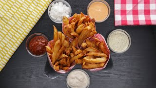 French Fries 3 Ways • Tasty